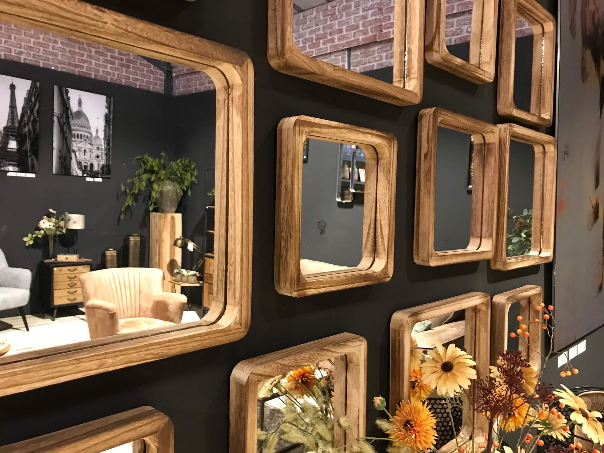miroirs décoration la monarde