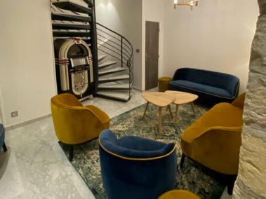 Hôtel des arts à Paris